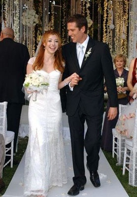 http://www.celebritybrideguide.com/alexis-denisof-alyson-hannigan-wedding/