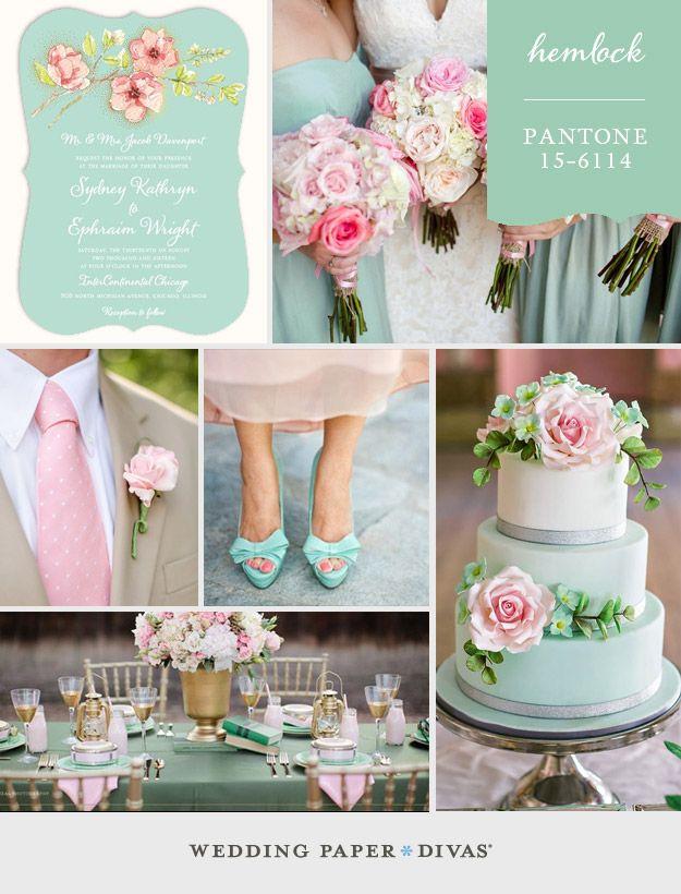 http://blog.weddingpaperdivas.com/pantone-hemlock-inspiration-board/