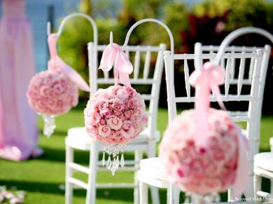 Romantic Luxe Wedding Flowers