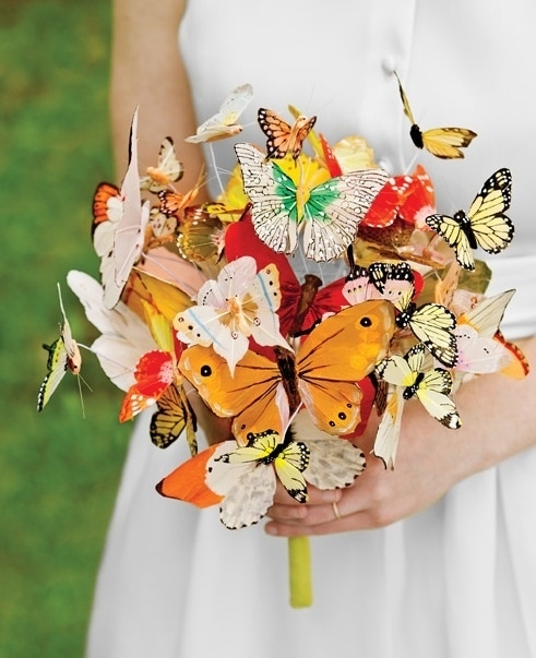 Image : Butterfly Bouquet - buzzfeed.com