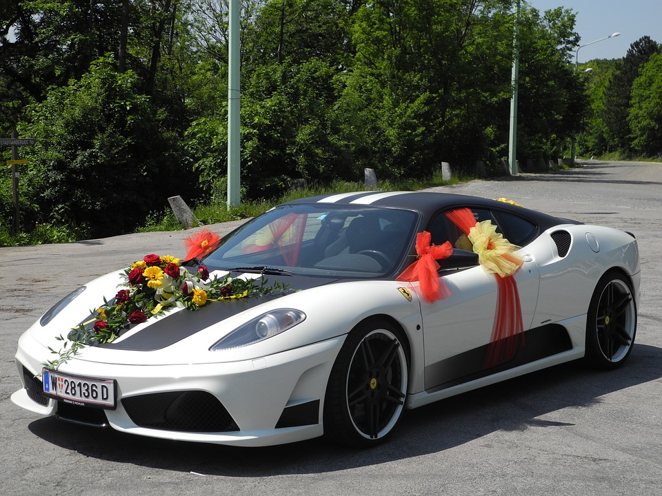 wedding-car-771395_960_720