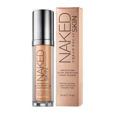 Urban Decay's 'Naked Skin Foundation