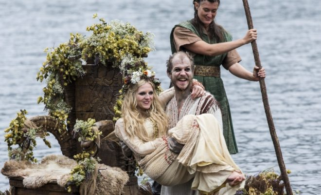 10 Ways To Have An Official Vikings Wedding - North West Brides