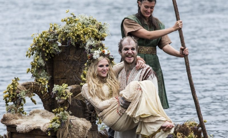 9 Ways To Have An Official Vikings Wedding - North West Brides